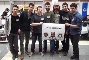 11. odtü robot günleri topluluk standı