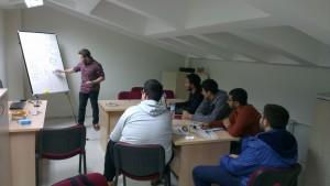 2014-2015 güz dönemi arduino eğitimi